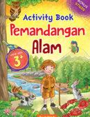 Activity Book Pemandangan Alam