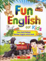 Fun English: Cara Asyik Belajar Bahasa Inggris untuk Anak