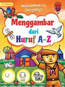 Menggambar dari Huruf A-Z