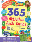 Smart Big Book 365 Aktivitas Anak Cerdas