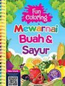 Fun Coloring Mewarnai Buah dan Sayur