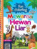 Fun Coloring Mewarnai Hewan Liar