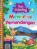 Fun Coloring; Mewarnai Pemandangan