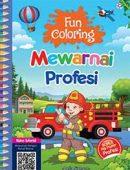 Fun Coloring; Mewarnai Profesi
