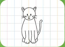 Download 100+ Gambar Kucing Mudah Keren Gratis