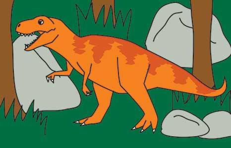 Cara Asyik Menggambar Dinosaurus Cikal Aksara