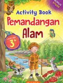Activity Book Pemandangan Alam