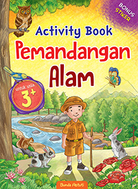 Activity-Book-Pemandangan-Alam