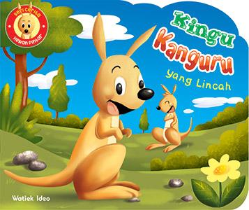Kingu; Kanguru yang Lincah
