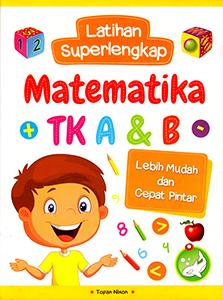 Latihan Superlengkap Matematika TK A & B