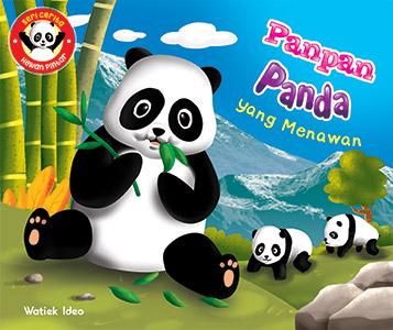 Panpan; Panda yang Menawan