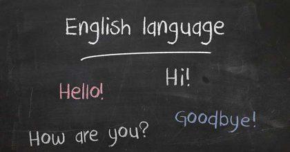 Beberapa Hal Ini Bisa Dilakukan Agar Buah Hati Anda Pandai Bahasa Inggris