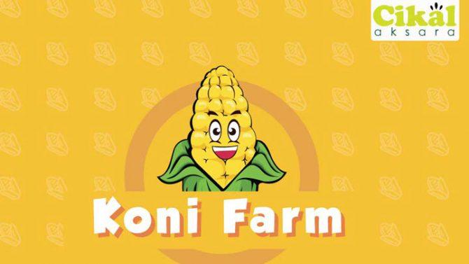 game edukasi konifarm menanam jagung
