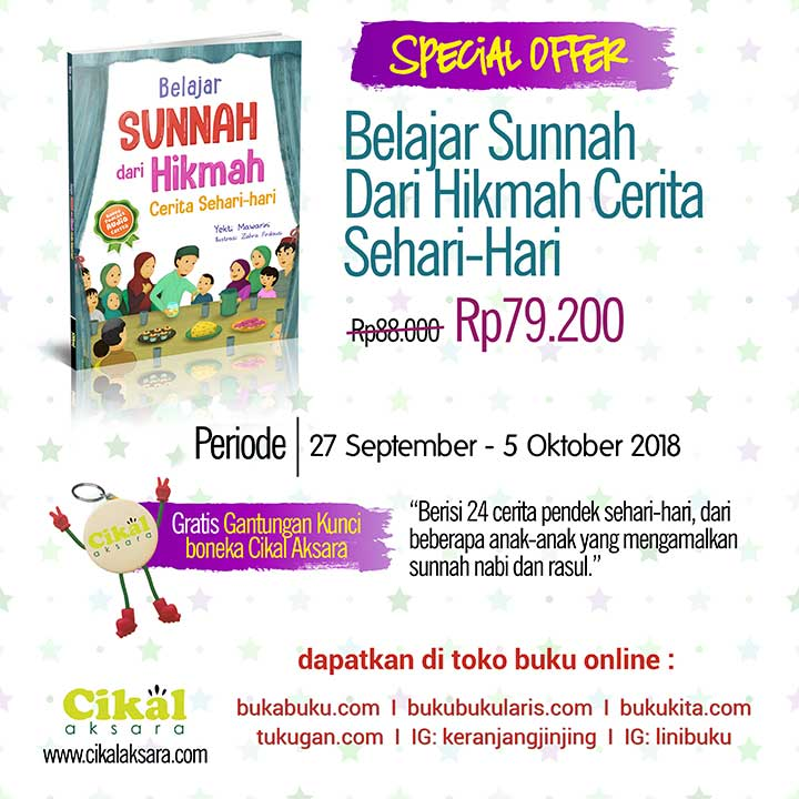 SO sunnah include toko buku online