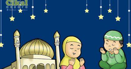 100 doa sehari-hari untuk anak