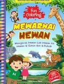 Fun Coloring Mewarnai Hewan