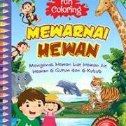 Fun-Coloring-Mewarnai-Hewan---Cover-Depan