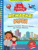 Fun Coloring Mewarnai Kota