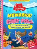 Fun Coloring Mewarnai Baby Doll