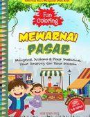 Fun Coloring Mewarnai Pasar