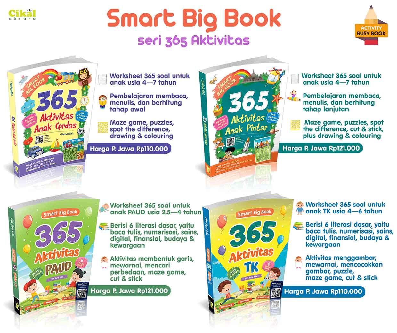 Smart Big Book Seri 365 Aktivitas