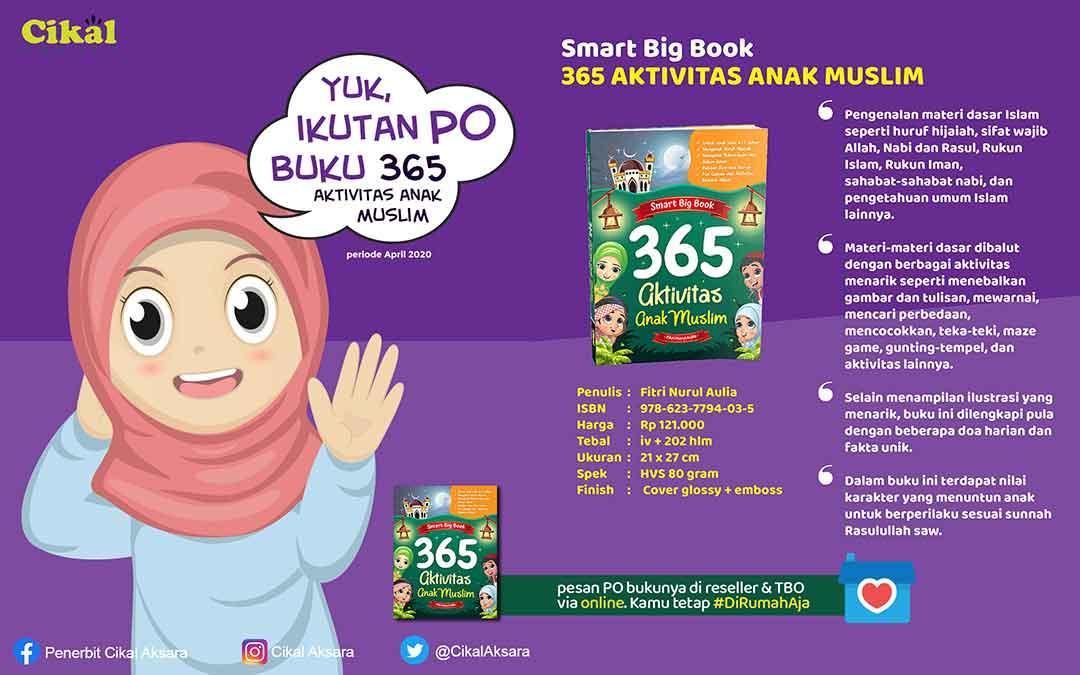 365 Aktivitas Anak Muslim