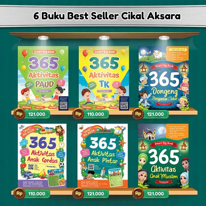 Ragam Buku Best Seller Cikal Aksara Tahun 2021 Eflyer 5. Ragam Buku Best Seller Cikal Aksara Tahun 2021
