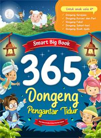 Smart Big Book 365 Dongeng Pengantar Tidur