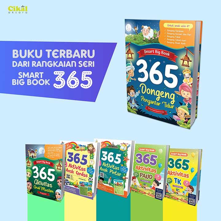 buku terbaru dari rangkaian seri smart big book 365