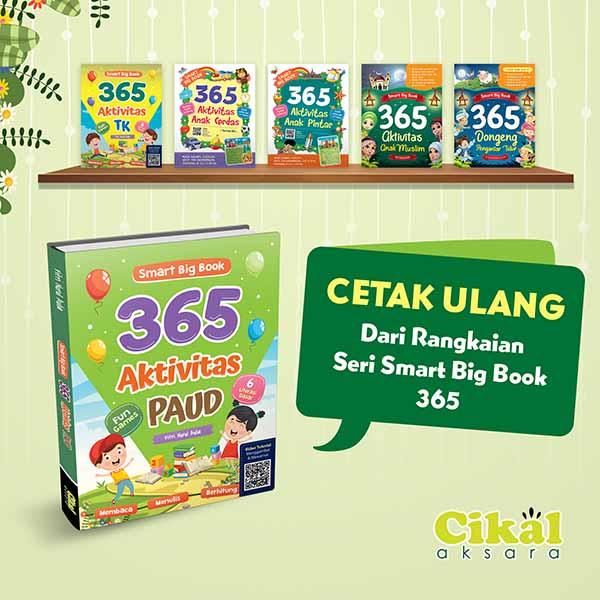 e-flyer smart big book 365 aktivitas paud