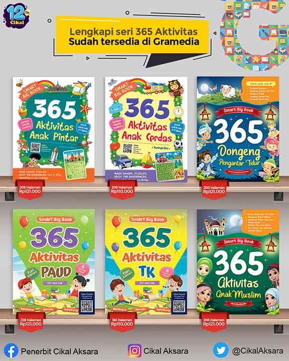 gramedia free ongkir buku anak