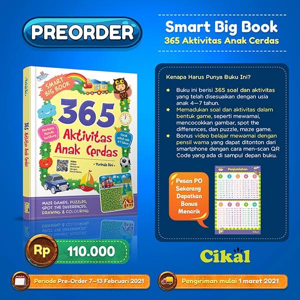 365 Solusi Pintar Aktivitas Belajar