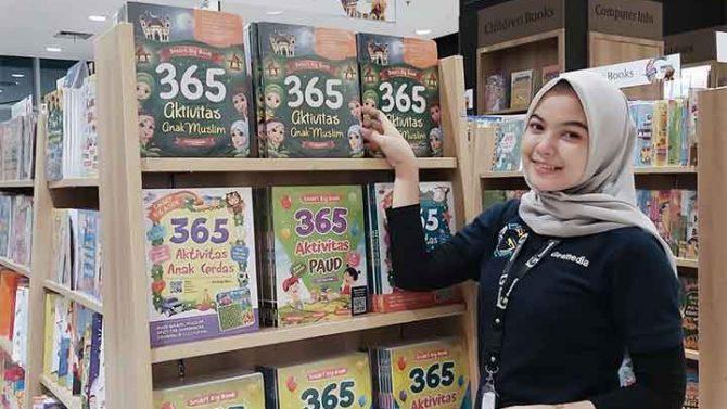 bestseller book aktivitas anak muslim