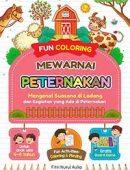 Fun Coloring: Mewarnai Peternakan