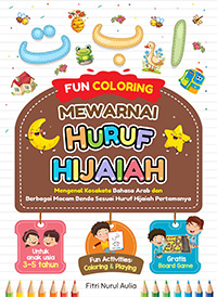 Fun Coloring Mewarnai Huruf Hijaiyah
