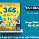 365 aktivitas anak TK