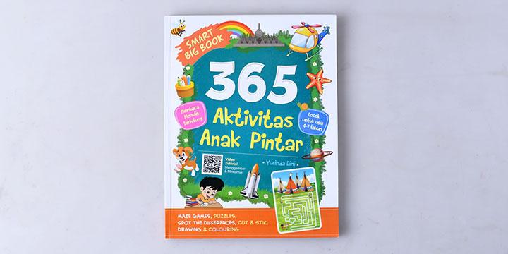 buku aktivitas anak pintar